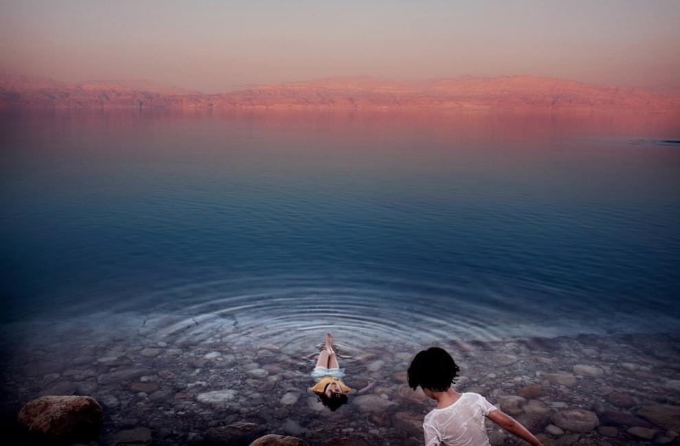 Al fin, el mar